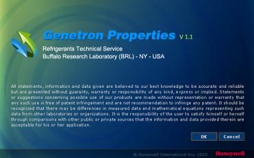 Genetron Properties