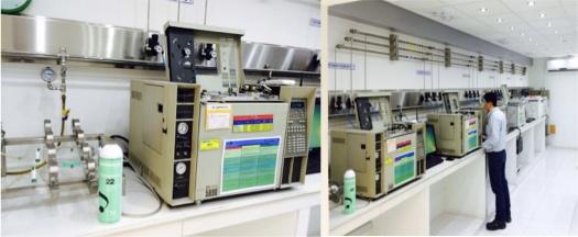 Especificaciones de los Gases Refrigerantes