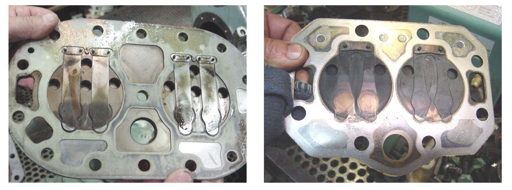 Compresores 2 - 4 - Platos de válvulas