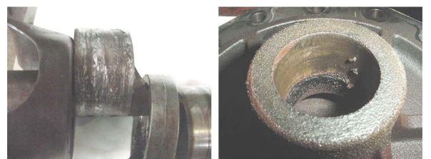 Compresores 2 - 6 Contaminación por Humedad