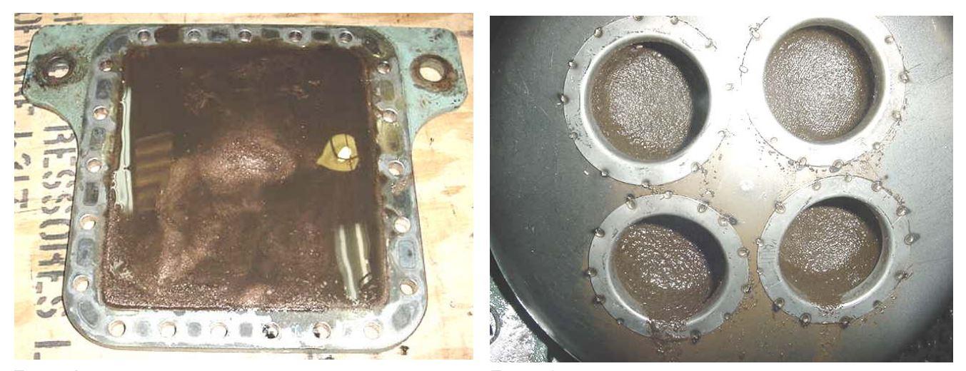 Compresores 2 - 6 Contaminacion por suciedad - Incrustaciones de Lodo