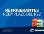 REFRIGERANTES REEMPLAZO DELR12
