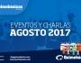 Eventos y charlas Agosto2017