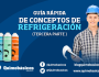 Conceptos de refrigeración tercera parte: Dispositivos de control deflujo