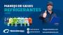 Recomendaciones y seguridad sobre el manejo de gasesrefrigerantes.