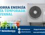 Ahorra energía esta temporadainvernal
