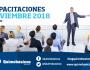 CAPACITACIONES NOVIEMBRE 2018