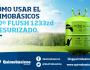 ¿Cómo usar el Quimobásicos Eco® Flush 1233zdpresurizado?