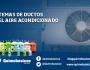 Sistemas de ductos en el aireacondicionado