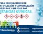 ¿Ya conoces las nuevas regulaciones en identificación y comunicación de peligros y riesgos por sustanciasquímicas?