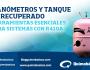 Herramientas esenciales de servicio para sistemas con Refrigerante Genetron® 410A: Manómetros y Tanque derecuperado.