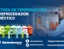 Control de Temperatura del RefrigeradorDoméstico
