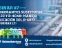 """Webinar #7: """"Refrigerantes Sustitutos al R-22 y R-404A: Manejo y Aplicación del R-407F (PerformaxLT)"""""""