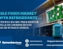 'Whole Foods Market' adopta refrigerante Solstice N40 (R448A) para reducir la huella de carbono en sus tiendas de EstadosUnidos.